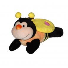 Мягкая игрушка AURORA Пчела лежачая 17 см (5A074A)