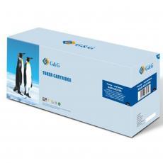 Картридж G&G для HP Color LJ CP1025/CP1025nw Black (G&G-CE310A)