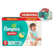 Подгузник Pampers Pants Junior 12-18 кг, Мега 96 шт (4015400697541)
