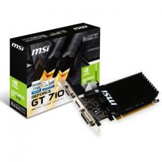 Видеокарта GeForce GT710 2048Mb MSI (GT 710 2GD3H LP)