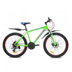 "Велосипед Premier Tsunami 26 Disc 17"" matt neon green (SP0001482)"