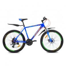 "Велосипед Premier Tsunami 26 Disc 19"" matt neon blue (SP0001502)"