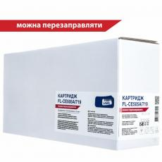 Картридж FREE Label HP LJ CE505A/CANON 719 (LJ P2035/2055, LBP6300) (FL-CE505A/719)