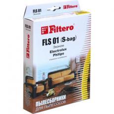 Аксессуар к пылесосам Filtero FLS 01(4) Эконом