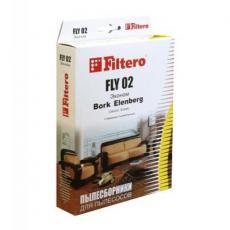 Аксессуар к пылесосам Filtero FLY 02(4) Эконом