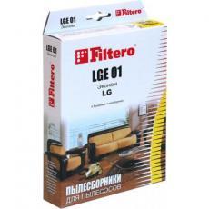Аксессуар к пылесосам Filtero LGE 01(4) Эконом