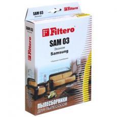 Аксессуар к пылесосам Filtero SAM 03(4) Эконом