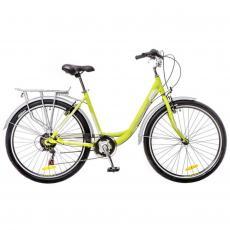 "Велосипед Optimabikes 26"" VISION 14G Al зеленo-белый 2016 (OPS-OP-26-071-1)"