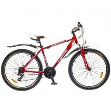 "Велосипед Optimabikes 26"" SPRINTER AM 14G 19"" St красно-белый 2015 (PCT*-OP-26-009-1)"