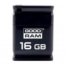 USB флеш накопитель GOODRAM 16GB UPI2 Piccolo Black USB 2.0 (UPI2-0160K0R11)