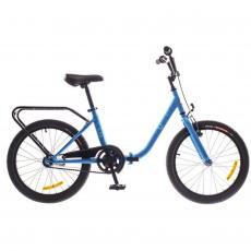 """Велосипед Дорожник 20"""" FUN 14G St синий 2016 (OPS-D-20-011-1)"""