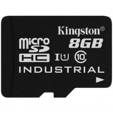 Карта памяти Kingston 8GB microSD class 10 USH-I (SDCIT/8GBSP)