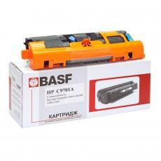 Картридж BASF для HP CLJ 1500/2500 аналог C9701A Cyan (BC9701A)