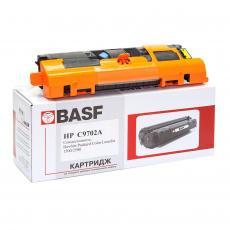 Картридж BASF для HP CLJ 1500/2500 аналог C9702A Yellow (BC9702A)