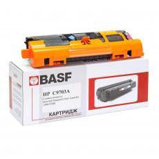 Картридж BASF для HP CLJ 1500/2500 аналог C9703A Magenta (BC9703A)