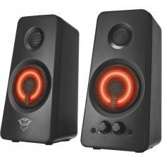 Акустическая система Trust GXT 608 Illuminated 2.0 Speaker Set (21202)