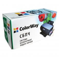 СНПЧ ColorWay Canon IP-4840/4940/MG5340 chip (IP4840CC-0.0)