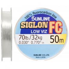 Флюорокарбон Sunline SIG-FC 50м 0.78мм 32кг поводковый (1658.05.35)
