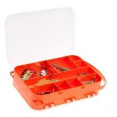Коробка рыболова Aquatech 2515 2-х стор. 15ячеек (1697.00.25)