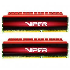 Модуль памяти для компьютера DDR4 8GB (2x4GB) 3000 MHz Viper 4 Patriot (PV48G300C6K)