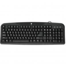 Клавиатура 2E KS 101 USB Black (2E-KS101UB)