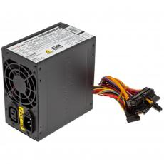 Блок питания LogicPower 400W (ATX-400W-80 black)
