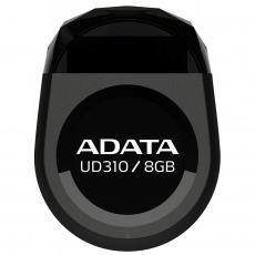 USB флеш накопитель A-DATA 8GB DashDrive Durable UD310 Black USB 2.0 (AUD310-8G-RBK)