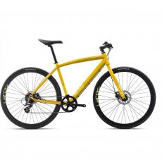 Велосипед Orbea CARPE 30 M Yellow 2017 (G427Y4_M)