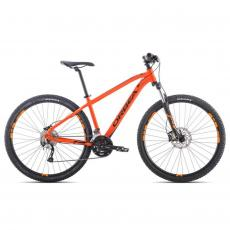 Велосипед Orbea MX 29 40 M Orange-black 2017 (G208MJ_M)