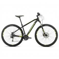 Велосипед Orbea MX 29 50 L Black-green-yellow 2017 (G207MN_L)