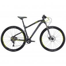 "Велосипед Haibike SEET HardNine 5.0 29"", рама 50 см, 2017, черный (4153222750)"