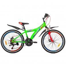 """Велосипед Premier Explorer 24 Disc 2017 13"""" зеленый (SP0002151)"""
