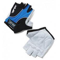 Перчатки для фитнеса XLC CG-S04 Atlantis, сине-серо-черные, M (2500139600)
