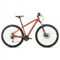 Велосипед Orbea MX 27 30 L Black-orange 2017 (G203MM_L)