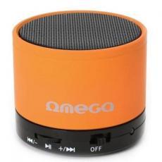 Акустическая система OMEGA Bluetooth OG47O orange (OG47O)