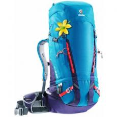Рюкзак Deuter Guide 40+ SL 3315 turquoise-blueberry (3361217 3315)