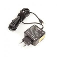 Блок питания к ноутбуку PowerPlant 45W Type-C Универсальный, 20V, 2.25A (NA700059)