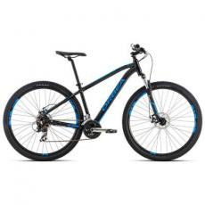 Велосипед Orbea MX 27 50 L Black-Blue (F20118MH)