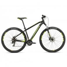 Велосипед Orbea MX 27 50 S Black-green-yellow (G201MN_S)