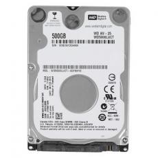 "Жесткий диск для ноутбука 2.5"" 500GB Western Digital (# WD5000LUCT-FR#)"