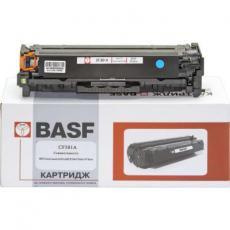 Картридж BASF для HP CLJ Pro M476dn/M476dw/M476nw Cyan (KT-CF381A)