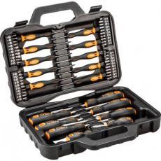 Набор инструментов NEO отверток и насадок 58 шт. (04-211)