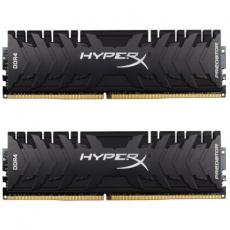 Модуль памяти для компьютера DDR4 16GB (2x8GB) 2666 MHz HyperX PREDATOR Black Kingston (HX426C13PB3K2/16)