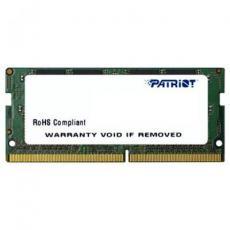 Модуль памяти для ноутбука SoDIMM DDR4 8GB 2400 MHz Patriot (PSD48G240081S)