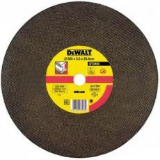 Диск DeWALT отрезной по металлу для пил, 355х3.0х25.4мм. (DT3450-QZ)