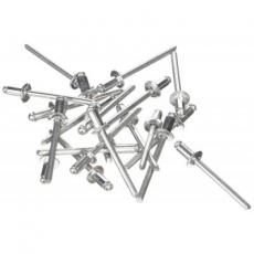 Заклепки Stanley алюминиевые d4х3 мм, 20 шт. (1-PAA52T)