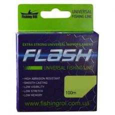 Леска Fishing ROI FLASH Universal Line 100м 0,24мм 6.0кг (47-00-024)