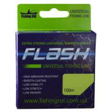 Леска Fishing ROI FLASH Universal Line 100м 0,27мм 7.5кг (47-00-027)