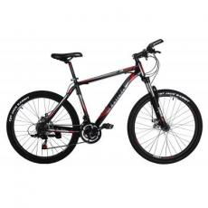 "Велосипед Trinx M136 26""х19"" Matt-Black-Grey-Red (10030017)"