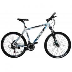 "Велосипед Trinx M136 26""х19"" White-Black-Blue (10030019)"